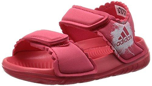 adidas Unisex Baby Altaswim G I Sandalen, Pink (Corpnk/ftwwht/ftwwht Ba7868), 19 EU (Jungen Petit Schuhe)