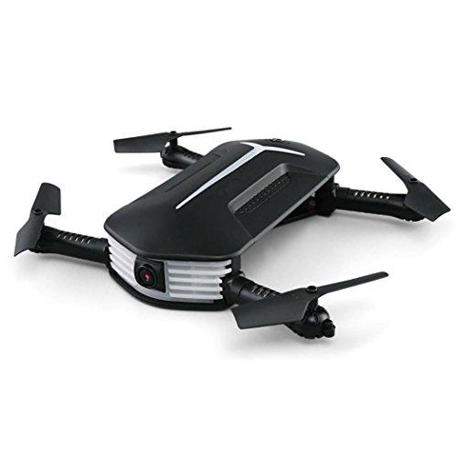 TKSTAR RC Quadcopter Drohne mit FPV Kamera, Mini Portable RC Drohne UAV Gravity Sensing Fernbedienung High Definition Kamera Vier Achs Flugzeug Falten Druck Gesetzt Hoch JUFH37