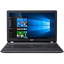 "Acer Aspire ES15 ES1-571 - Ordenador Portátil de 15.6"" HD (Intel Core i5-4200, 4 GB RAM, 500 GB HDD, Intel HD Graphics, Windows 10); Negro - Teclado QWERTY Español"