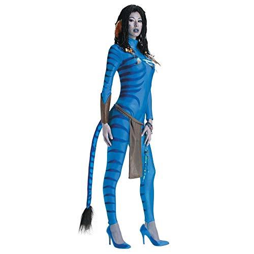 Damen Kostüm Neytiri Für Avatar Erwachsene - Generique - Avatar Neytiri-Kostüm für Damen M