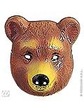 Tiermaske Bär für Kinder
