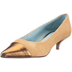 xyxyx Pumps XY22012, Damen Pumps, Braun (N16/camel), EU 37