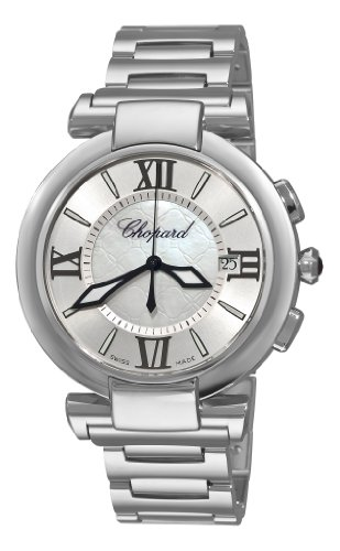 Chopard 388531 – 3003 – Watch For Men, Silver Stainless Steel Strap