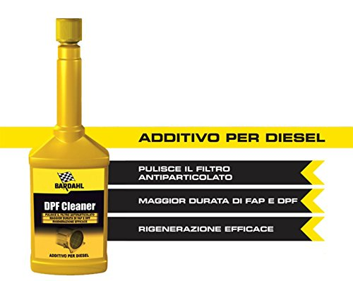 BARDAHL DPF Cleaner Addittivo FAP...