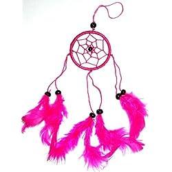 Atrapasueños (color rosa)
