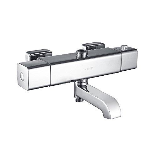 Hausbath termostatico bagno moderno, miscelatore per vasca da bagno, anti Scald Tap.