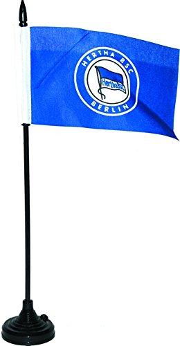 Hertha BSC Berlin Soundartikel Fahnenmast Fahne Flagge