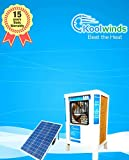 Koolwinds Solar Air Cooler 3 Feet , 12 Inches Blade White