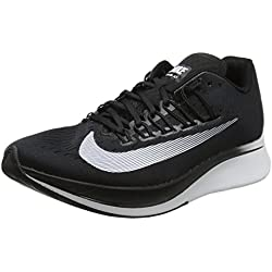 Nike Zoom Fly, Zapatillas de Running para Hombre, Negro (Black/White/Anthracite 001)