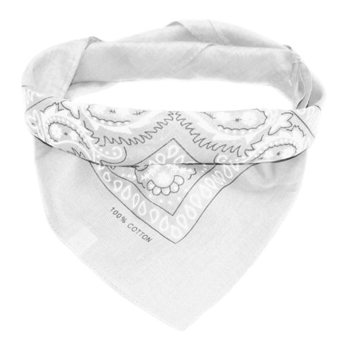 Bandana / foulard / sciarpa con motivo