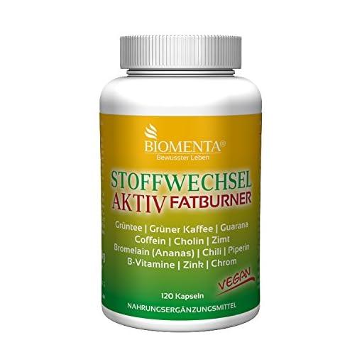 Biomenta Stoffwechsel aktiv