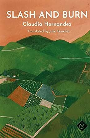 Slash and Burn (English Edition) eBook: Hernández, Claudia ...