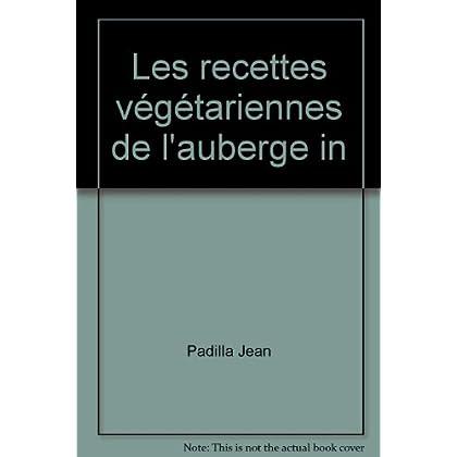Les recettes végétariennes de l'auberge 'in'