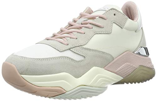 Crime London Damen 25854PP1 Sneaker, Weiß (White 10), 39 EU