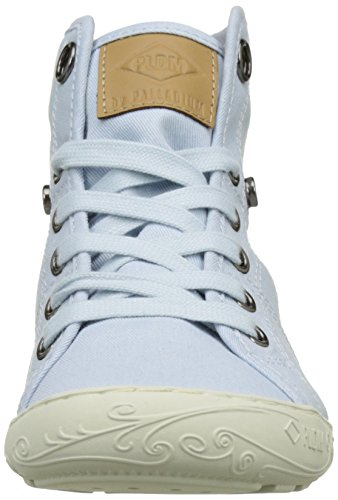 Pldm Por Palladium Gaetane Twl, Sneaker Donna Bleu (plein Air / Geo Big)