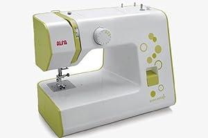 Alfa NEXT 20 - Máquina de coser (Eléctrico, 70 W, Verde) de Alfa
