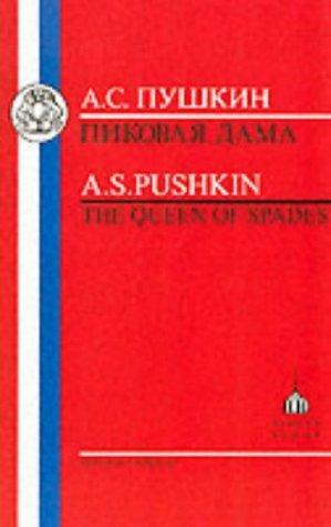 Portada del libro Pushkin: Queen of Spades (Russian Texts) by J. Forsyth (2013-04-01)