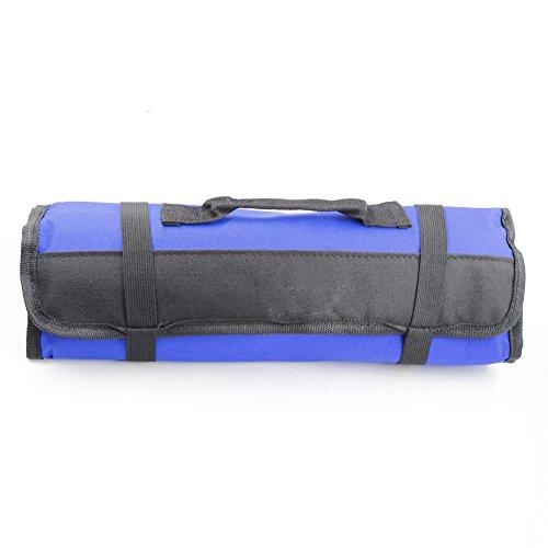 p Bag Hardware Lagerung Schraubendreher Zange Elektriker Reparatur(Blau) ()