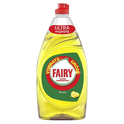fairy ultra plus konzentrat Fairy Ultra Konzentrat Zitrone Spülmittel, 800 ml