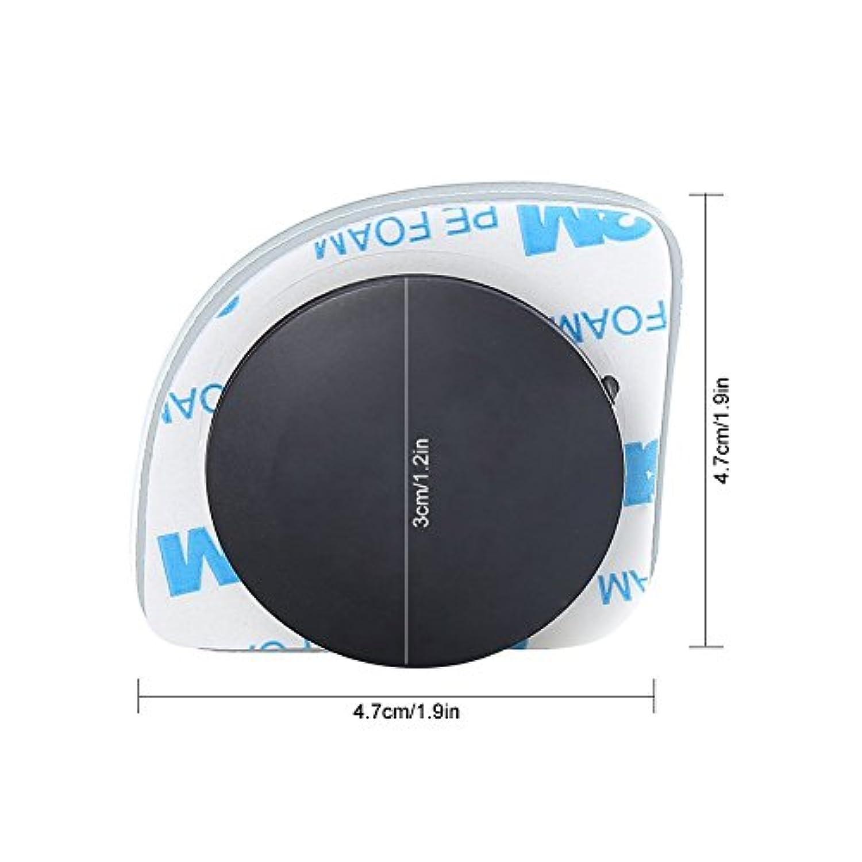 ALLCACA 2Pcs R/étroviseur Angle Mort Voiture Miroir R/étroviseur Angle Mort Ext/érieur en Verre HD Convex