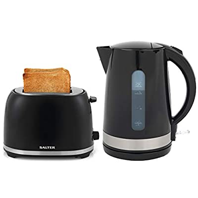 Salter Deco Kettle and Toaster Set