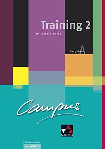 Campus A / Gesamtkurs Latein: Campus A / Campus A Training 2 mit Lernsoftware: Gesamtkurs Latein / Zu den Lektionen 15-30