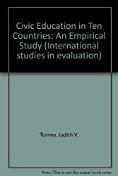 Civic Education in Ten Countries: An Empirical Study (International studies in evaluation)