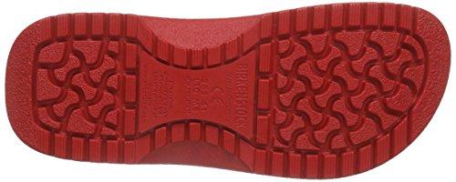 Birkenstock Professional SUPER BIRKI Unisex-Erwachsene Clogs Rot (Red)