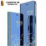 Best Blu Cell Phones - AE (TM) Samsung J6 Mirror Flip Cover Semi Review