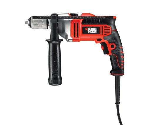 Black+Decker KR805K-GB - Taladro percutor (800 vatios)