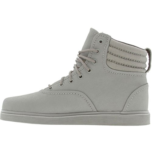 SUPRA Shoes HENRY GREY WAXED CANVAS Grigio