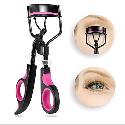 cooshional-womens-eyelash-curler-ergonomic-handle-soft-rubber-refill-pad-mascara-makeup-tool-for-lad