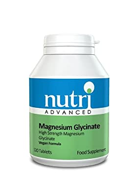 Nutri Advanced - Magnesium Glycinate 120tabs by Nutri Advanced