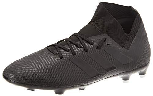 low cost 1123b afaee adidas Herren NEMEZIZ 18.3 FG Fußballschuhe, Schwarz (Core Black Core  Black FTWR