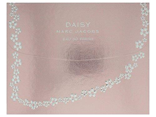 Marc Jacobs Daisy So Fresh Set for Women Eau de Toilette Vaporisateur/Spray 75 ml/Body Lotion 75 ml/Shower Gel 75 ml