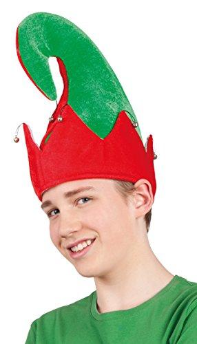 Boland 01353 - Mütze Weihnachtself, Einheitsgröße, ()