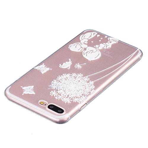 MightyCase Coque Gel TPU souple effet mat anti glisse et anti trace de doigt pour Apple iPhone 7 Color#17