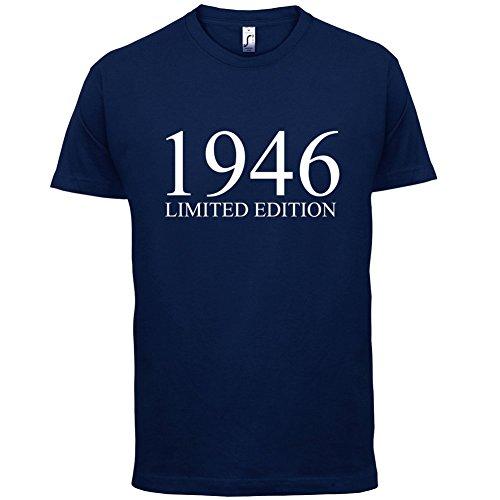 1946 Limierte Auflage / Limited Edition - 71. Geburtstag - Herren T-Shirt - 13 Farben Navy