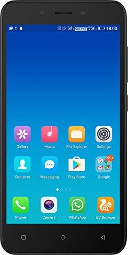 Gionee X1 W1631GI (Black, 16GB)