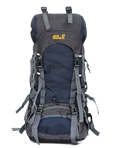GXS Professional Outdoor Sport Reiten Camping wasserabweisend Multifunktions Schultern Bergsteigen Taschen Orange - orange