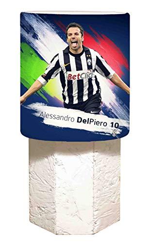 Abat jour Del Piero - juve 2