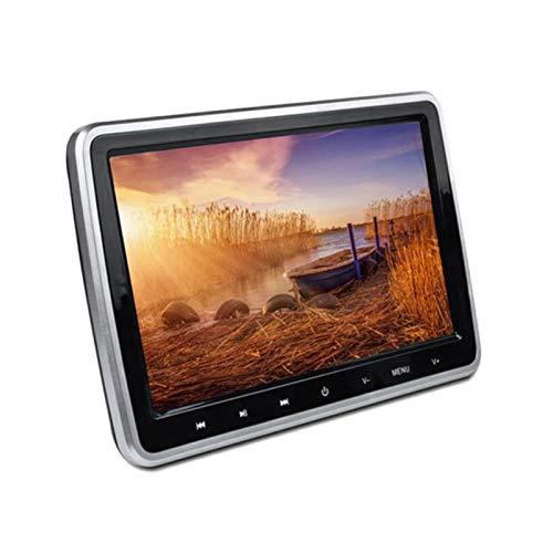 Cikuso 10 Zoll Digital Tft LCD Bildschirm Auto Auto Kopfstütze Monitor USB/DVD Spieler Build-In Ir/FM/Lautsprecher mit Spiel Disc Hdmi Fernbedienung