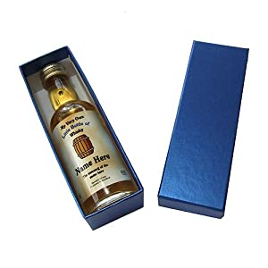 Darren - 5cl Miniature Bottle of Blended Whisky in Gift Box from Just Miniatures