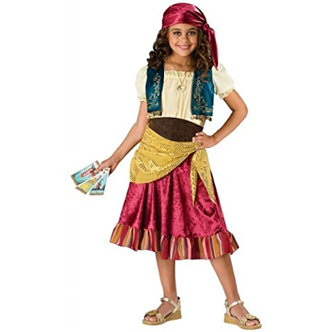 Costumes Gypsy Girl - Big Girls' Gypsy Girl Costume Size 8