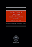 Coroners' Courts: A Guide to Law and Practice