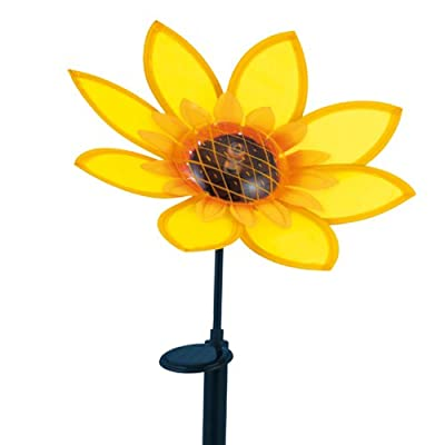 TV - Unser Original primagarden Solar Sonnenblume 06715 von in-trading Handelsgesellschaft mbH - Lampenhans.de