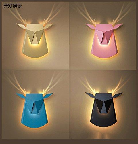 oro-in-alluminio-rosa-testa-di-cervo-lampada-da-parete-led-moderno-minimalista-dellart-deco-di-color