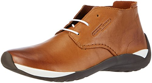 camel active Moonlight 73, Derby Femme Marron (Brandy 02)