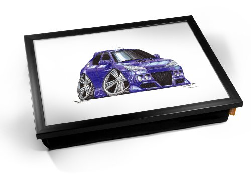 koolart-peugeot-306-car-illustration-caricature-cushion-lap-tray