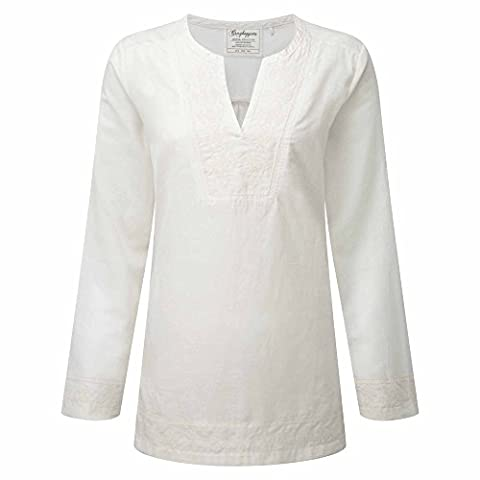 Craghoppers Women's Clemence Long Sleeve Top - Calico, Size 16